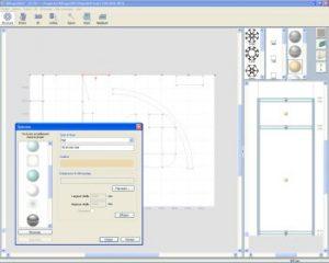 dessin logiciel 3d expo stands
