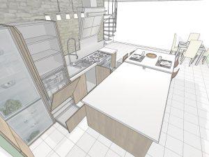 logiciel cocinas metodo kodes3d