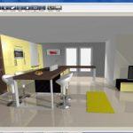 rendu 3d logiciel dessin 3d cuisines kocher