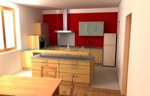 rendu photo realiste 2 logiciel cuisine 3D