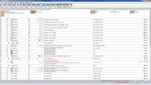 vue devis intégré logiciel cuisine